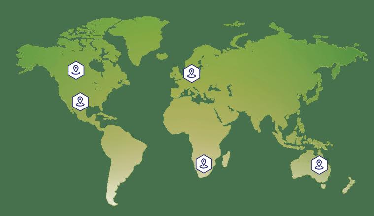 nerospec IoT Operating Regions