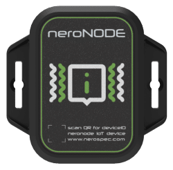neroNODE Vibration Sigfox / LoRaWAN Internet of Things (IoT) in South Africa