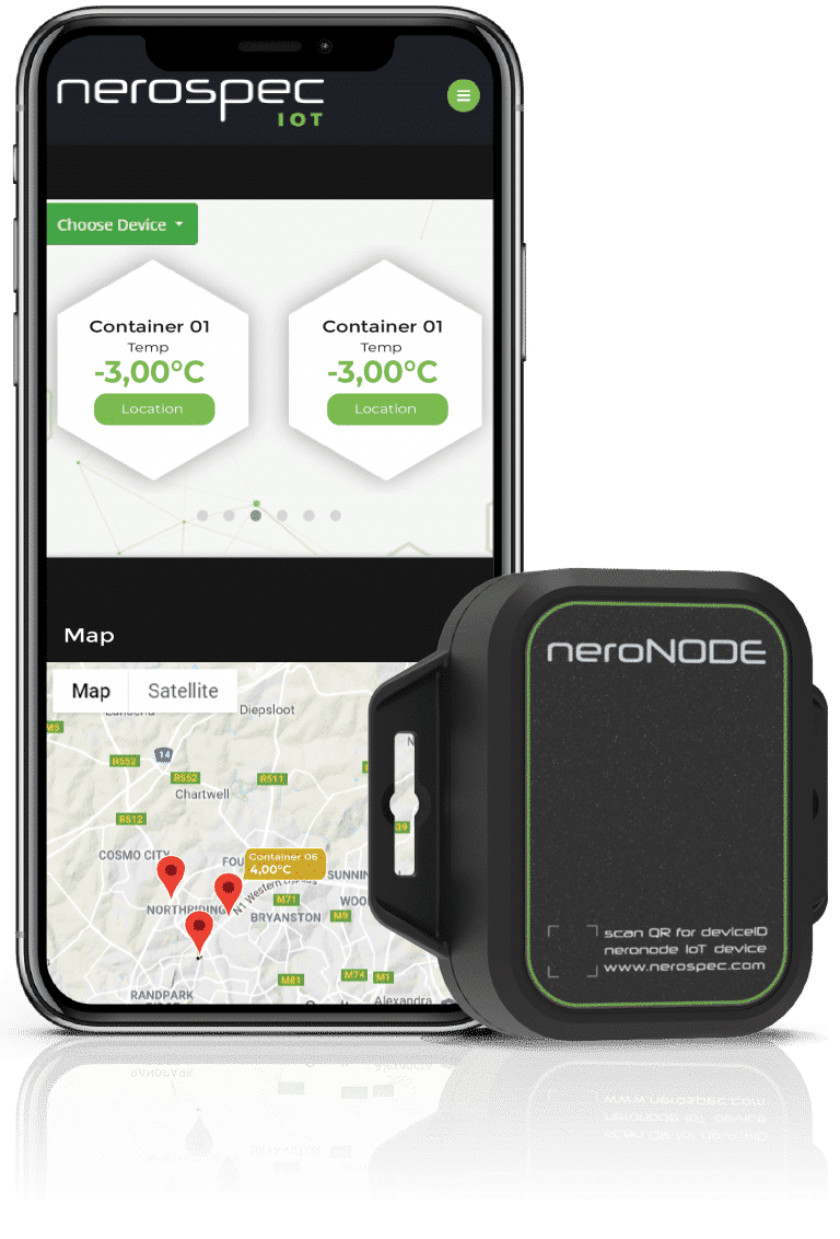 Sigfox / LoRaWAN Internet of Things (IoT) in South Africa GPS Trackers